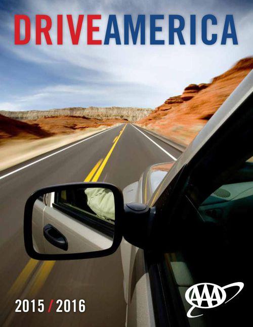 AAA DriveAmerica 2015-2016