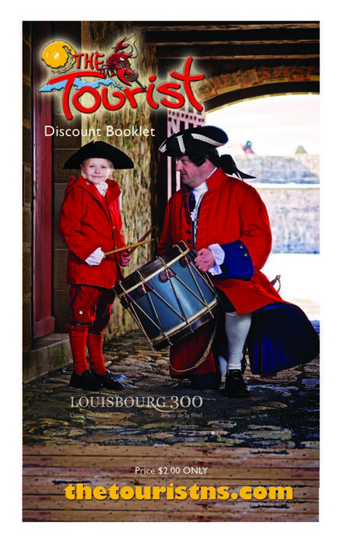 The Tourist NS - Buy a book $2.00 !