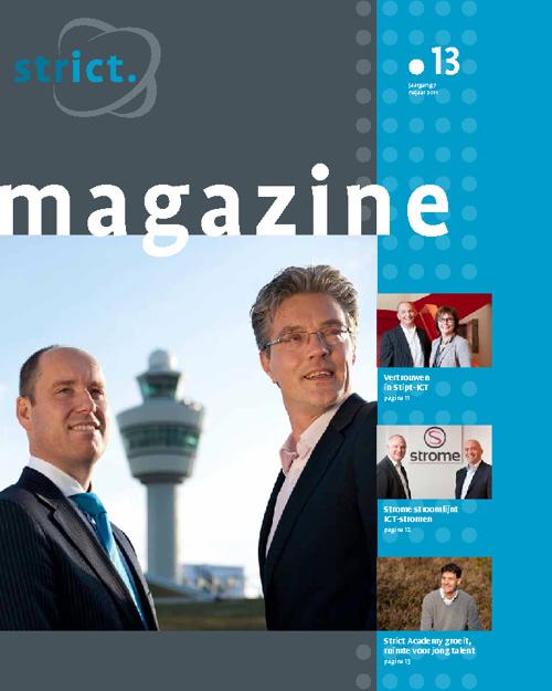 Strict Magazine 13