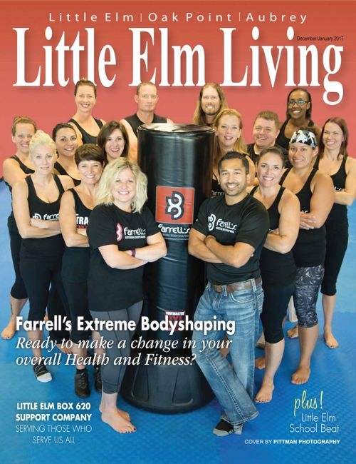 Little Elm Living - Dec-Jan 2016