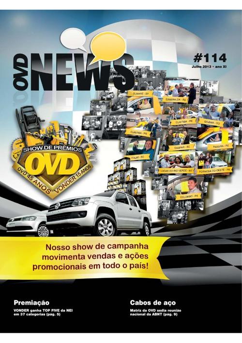 Copy of OVD News #114 (teste TI)
