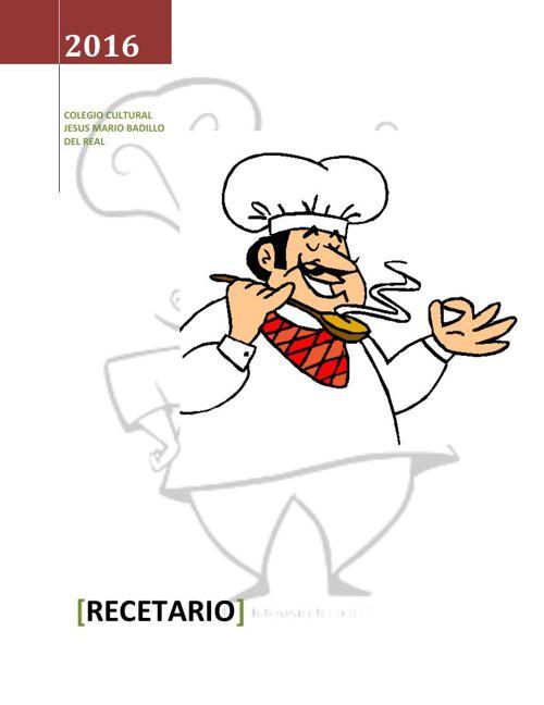 Recetario Badillo