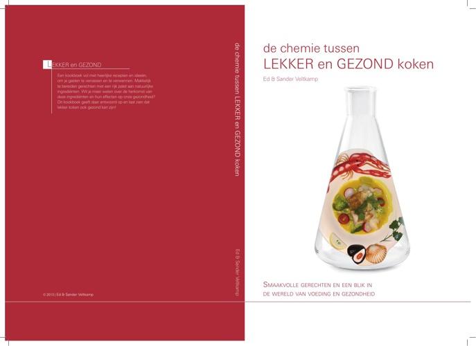 de chemie tussen LEKKER & GEZOND koken