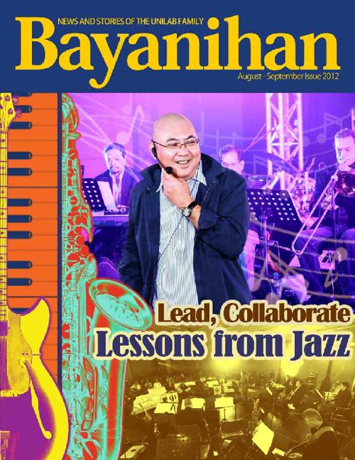 Bayanihan Magazine
