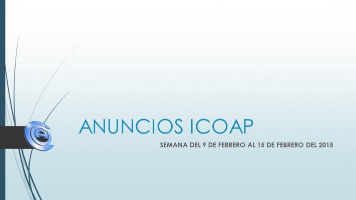 ANUNCIOS ICOAP IBAGUE