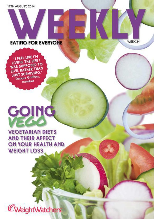 Weight Watchers Weekly Issue 34