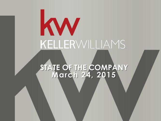 2015 KW Nashua-Salem State of the Company
