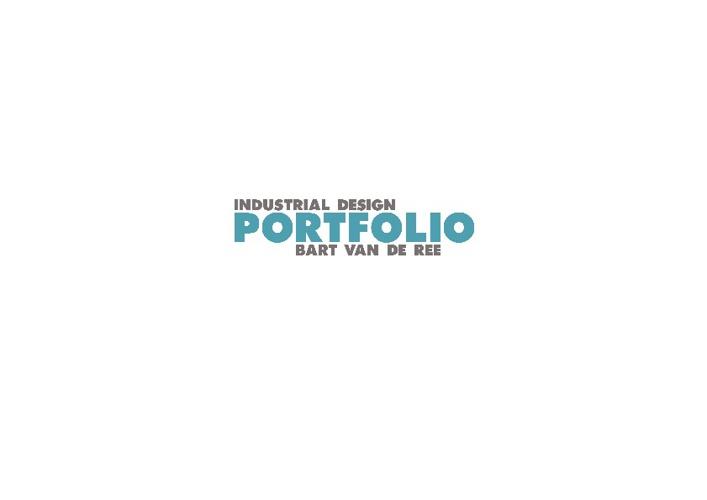 Industrial design portfolio Bart van de Ree