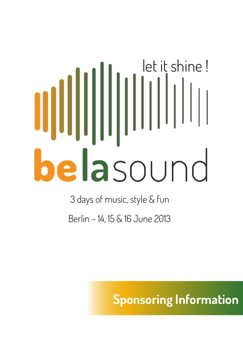 BeLa Sound | sponsors