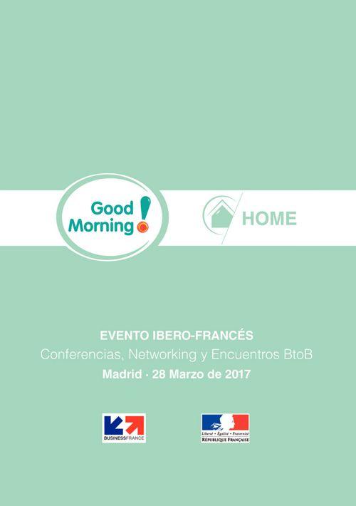 Good Morning Home - Catálogo esp