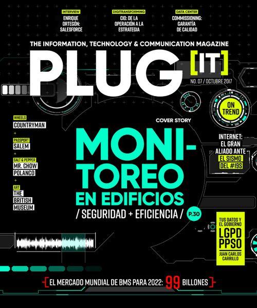 Plug IT Mag 07. Octubre 2017.