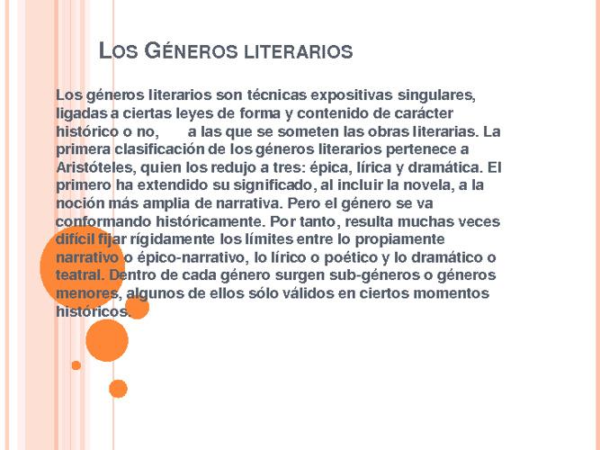 La literatura y los jovenes