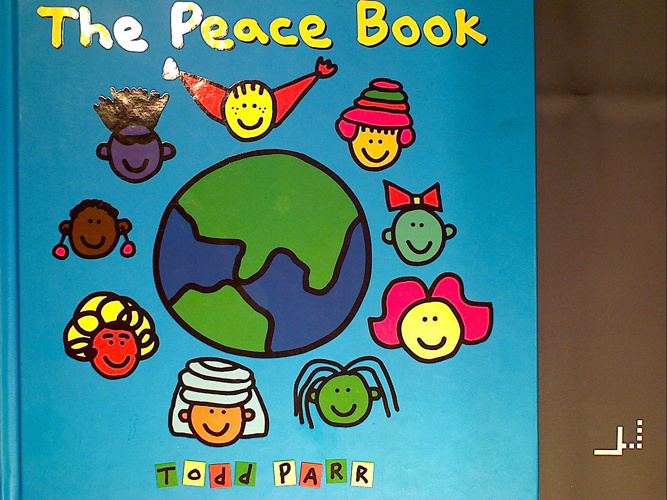 Copy of The Peace Book