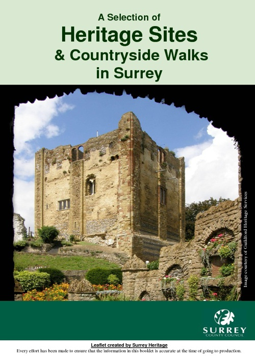 A Selection of Surrey Heritage Sites to Visit in 2012