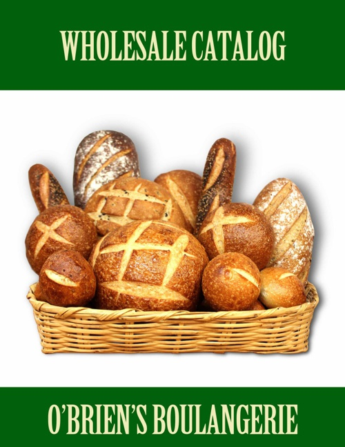 Wholesale Bread Catalog