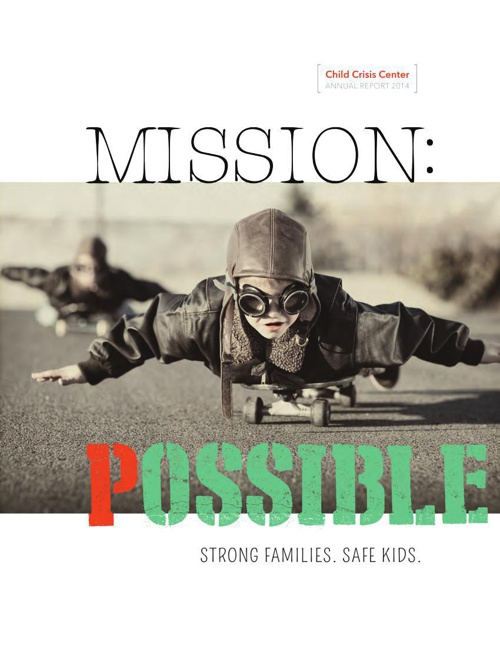 Mission Possible - Annual Report 2014