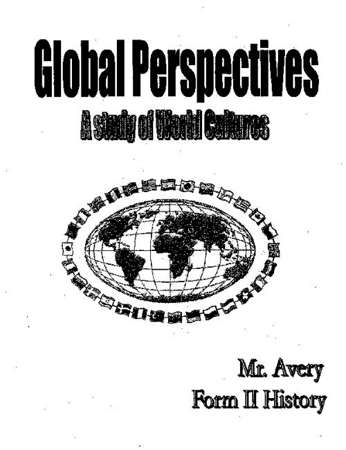 Textbook (Germany, Soviet Union, Japan, Latin America)