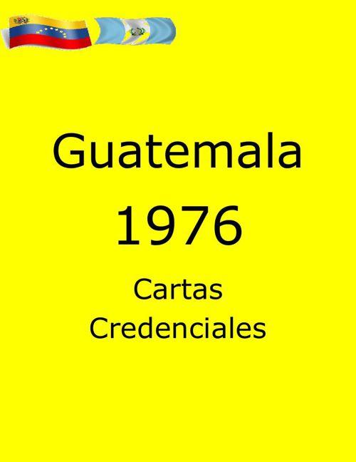 Cartas Guatemala 2