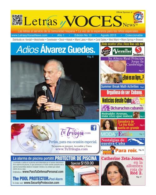 LetrasyVocesNews Agosto2013