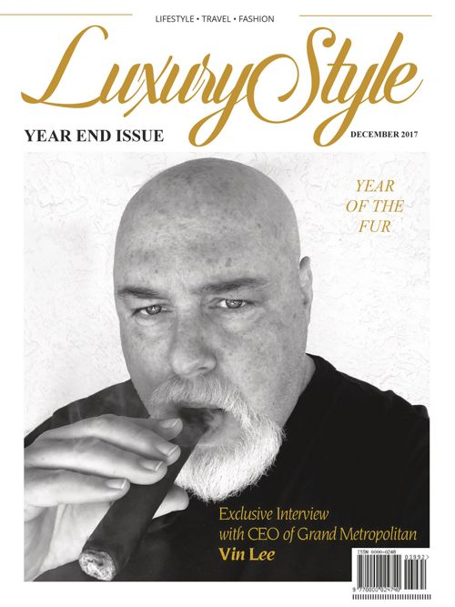 STS Luxury Style Magazine December 2017