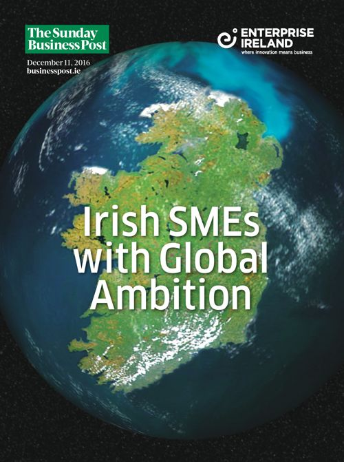 Irish SMEs with Global Ambition - Enterprise Ireland