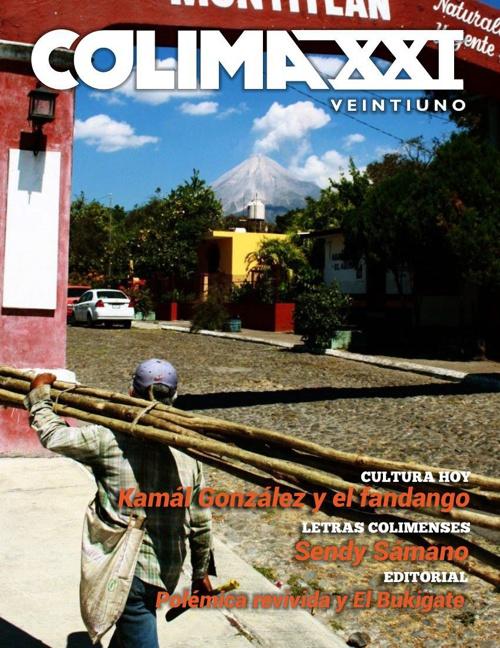 Revista Colima XXI - Marzo