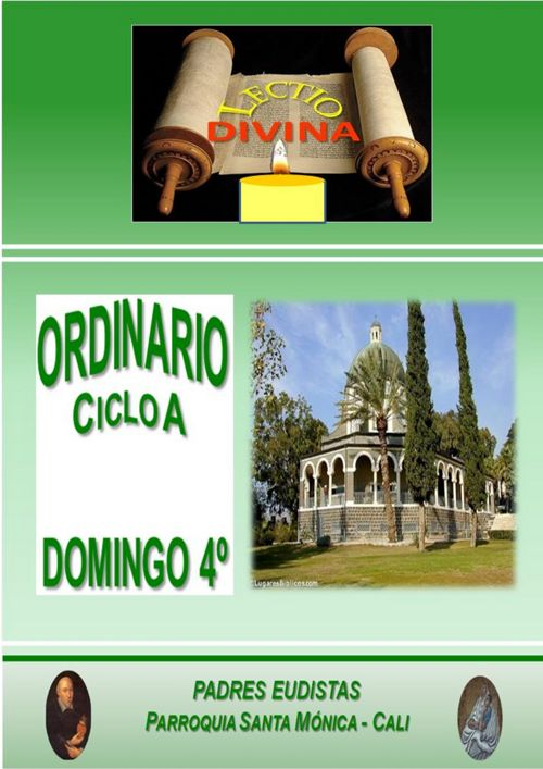DOMINGO 4º ORDINARIO A