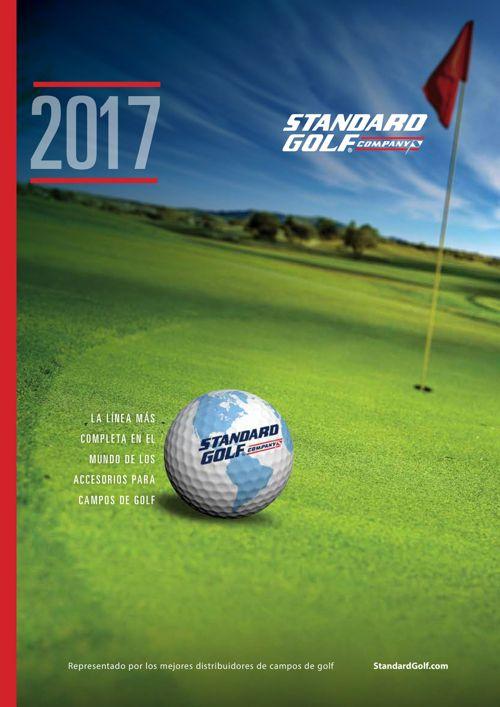 Standard Golf 2017 Spanish Product Catalog