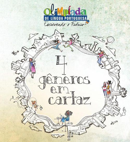 Folder 4 Gêneros em Cartaz 2016