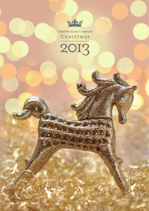 Chester Race Company Christmas Brochure 2013