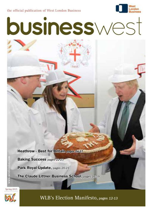 Business West Spring Edition