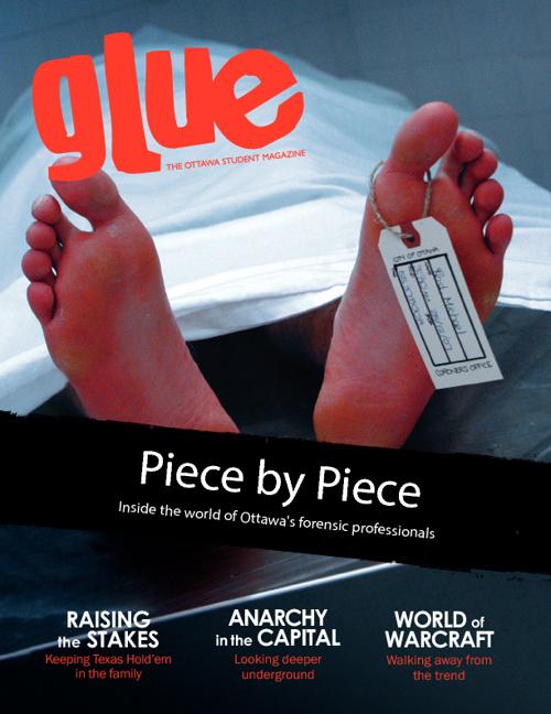 Glue Magazine - Spring 2008