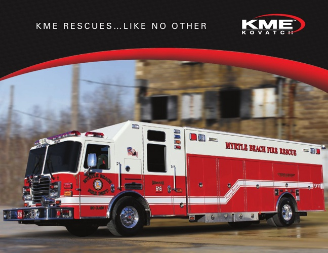 KME Rescue Product Brochure