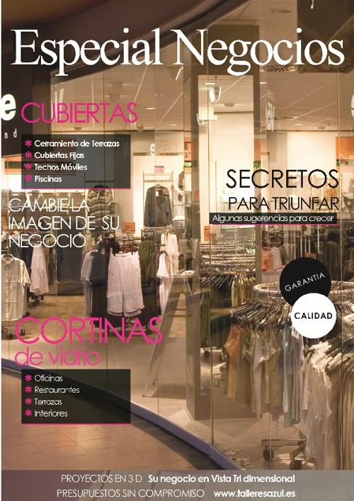 Especial Negocios_Revista Septiembre 2012_Talleres Azul