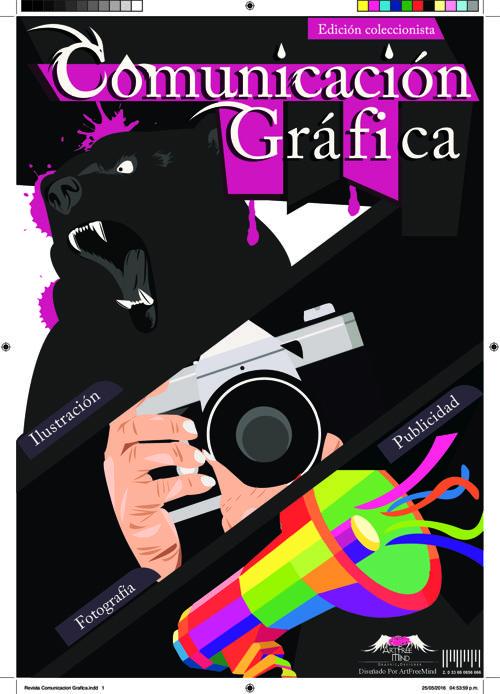 Revista Comunicacion Grafica