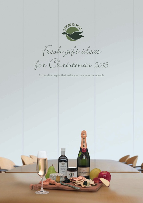 Christmas Corporate brochure 2013