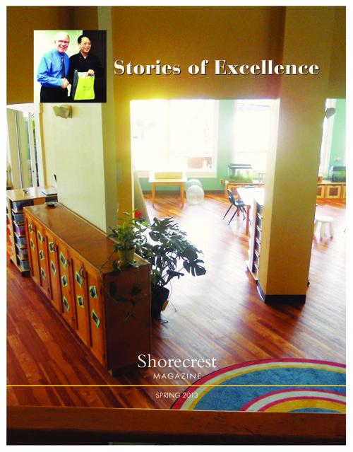 Shorecrest Magazine Spring 2013