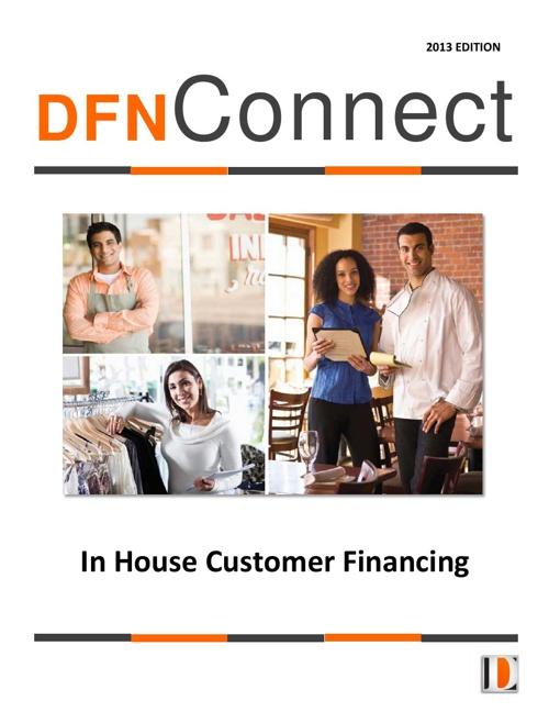 Consumer Financing Design 12-23-12