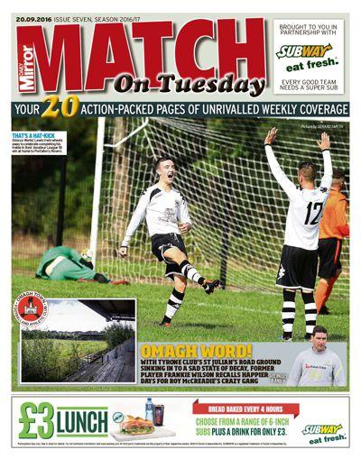 Match issue 7 Season 2016/17