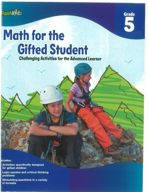 5th Gifted Student Math
