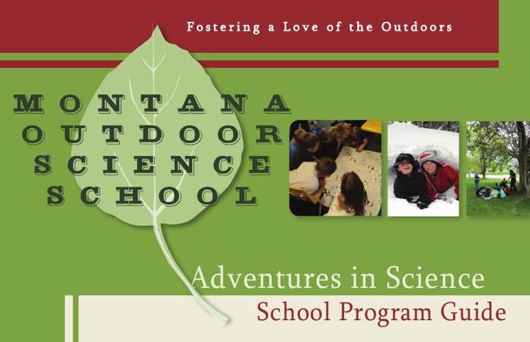 MOSS Adventures in Science Program Guide