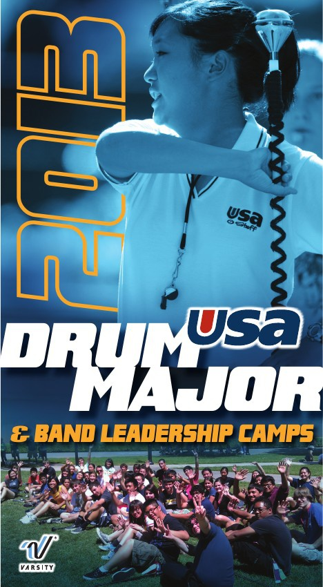 2013 Drum Major and Band Leadership Camps
