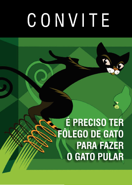 Convite Pulo do Gato 4, Márcio Cotrim - 26 de julho 2012