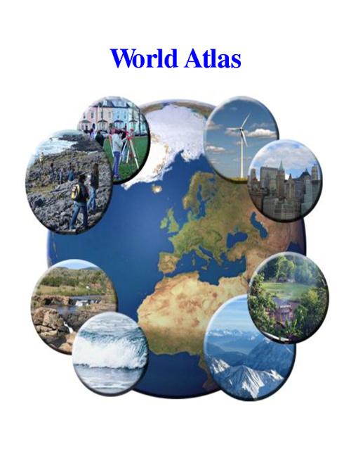 Reese Kirby's World Atlas