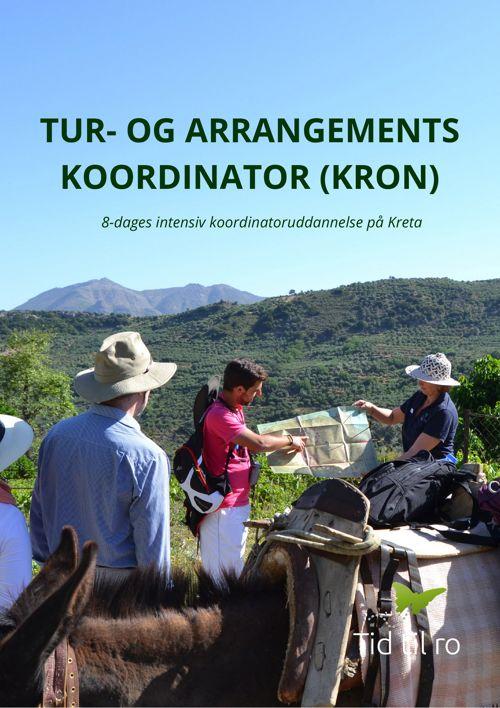 Tur- og arrangementskoordinator (KRON)