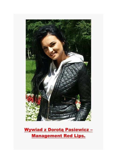Wywiad z Dorotą Pasiewicz  1 urodziny OFC.