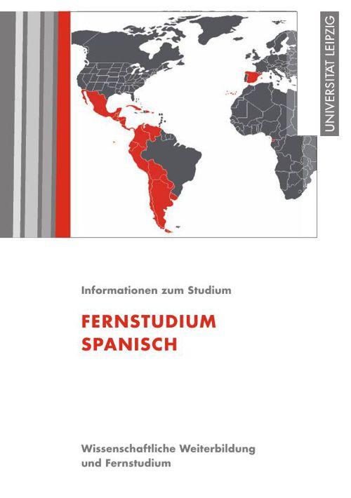 Fernstudium Spanisch - Infobroschüre