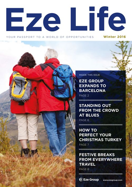 EZE Life Magazine Winter 2016