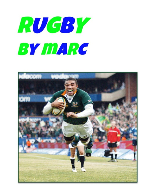 Rugby By Marc