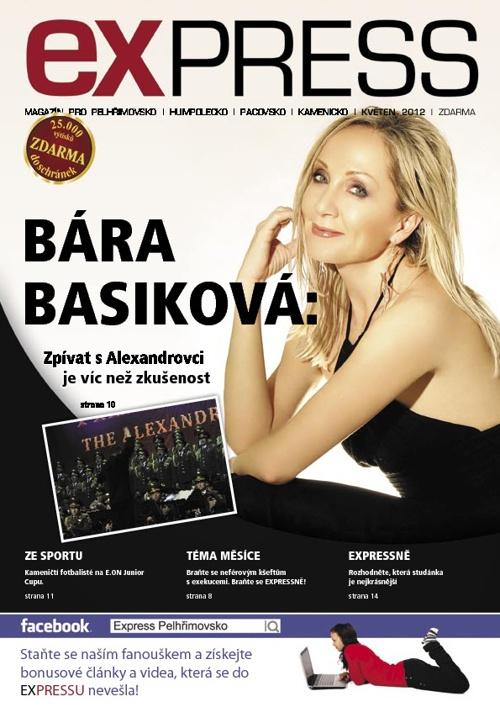 EXPRESS PELHŘIMOVSKO KVĚTEN 2012